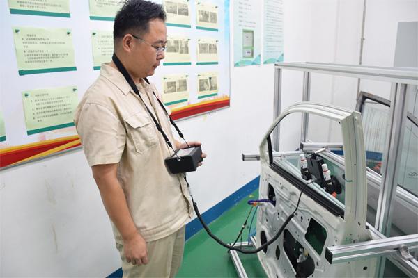 智能防夹测试专用设备